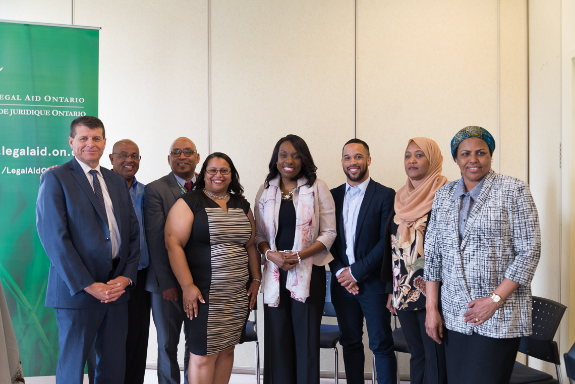 Legal Aid Ontario offers funding to Scarborough and Rexdale community organizations to support Black youth (June 27, 2017)